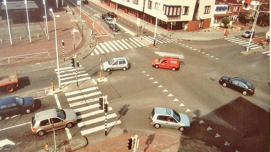 Laweiplein Intersection