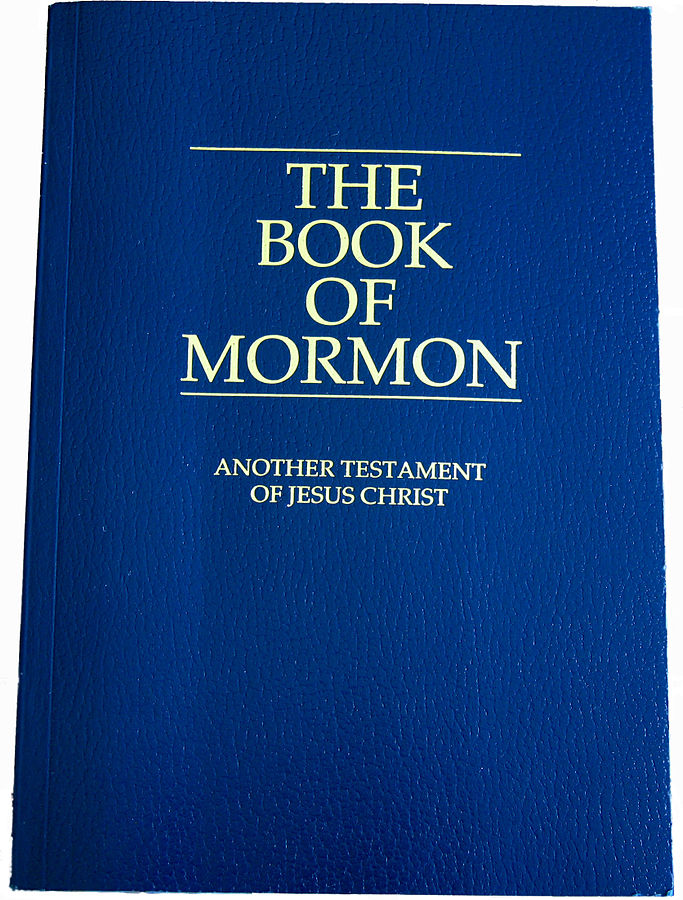 The Book of Mormon is considered LDS scripture and is a cornerstone of LDS theology