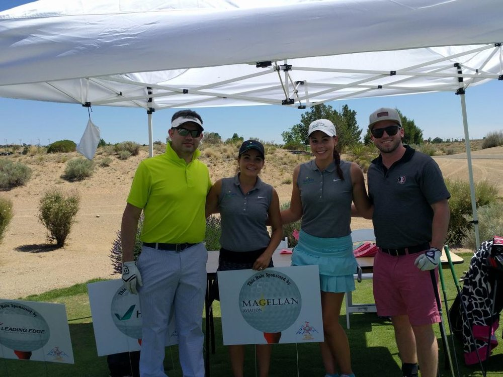 DELTA GOLF TOURNAMENT