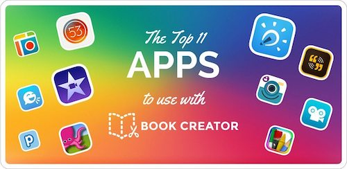 Great Blog Post on Creative App Uses with Book Creator — TCTC
