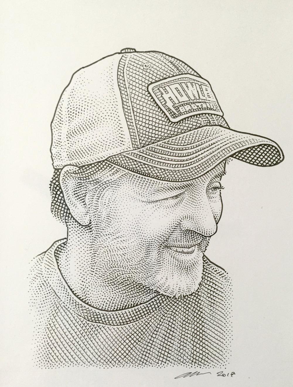 Illustration by Bill Hallinan