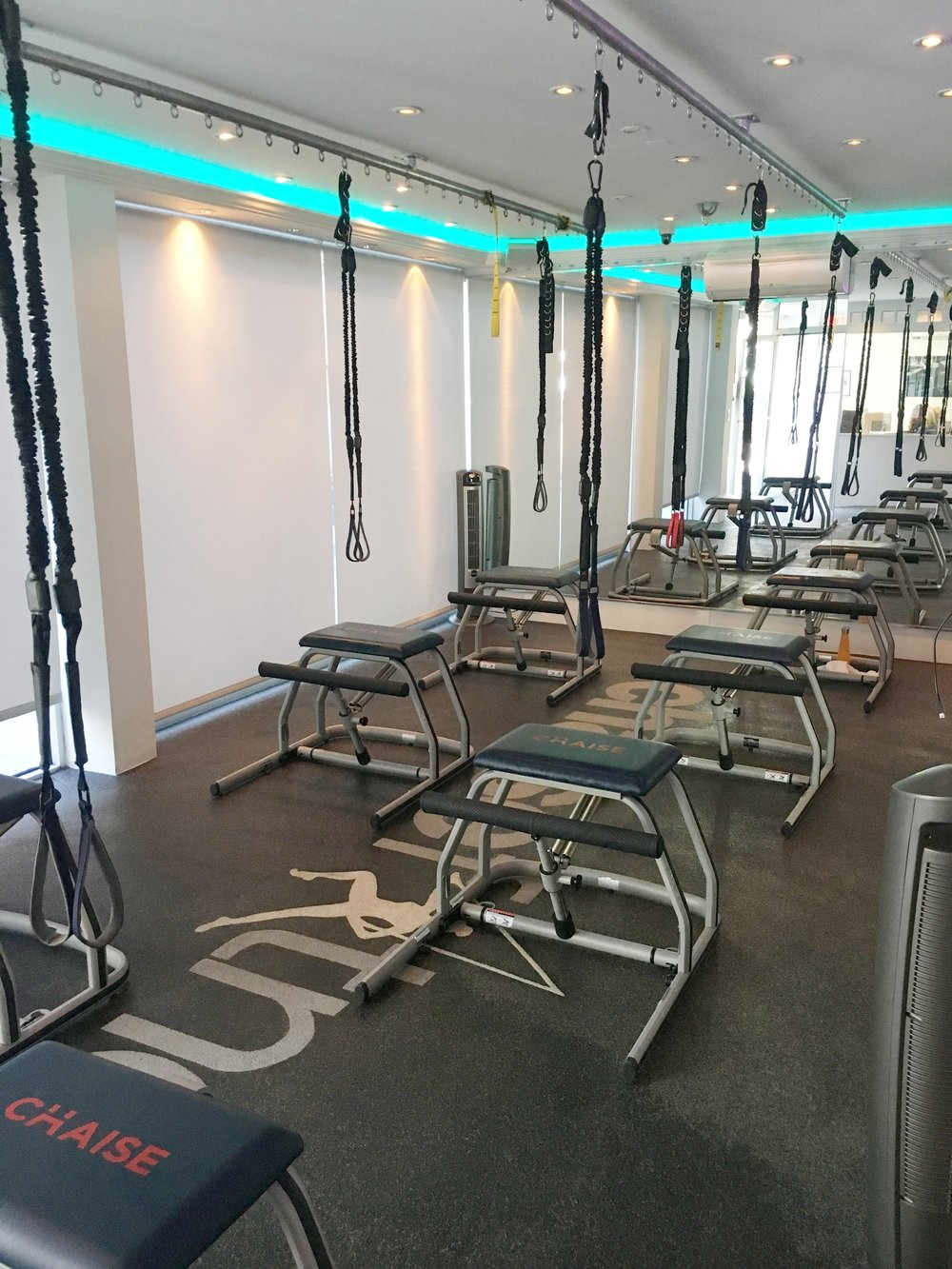 Chaise Fitness Private Studio location at 1204 Lexington Avenue : chaise fitness - Sectionals, Sofas & Couches