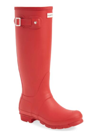 Orignial Tall Rain Boot Hunter ($150) Nordstrom