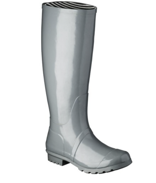 Women's Classic Knee High Rain Boots ($25.99) Target