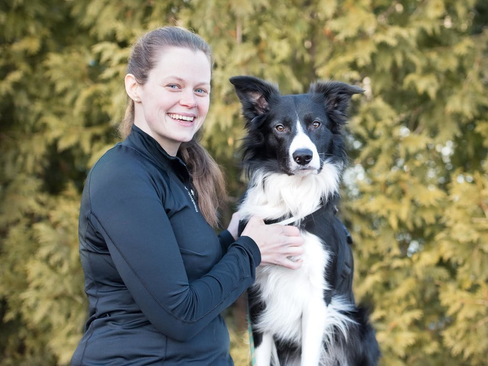 Casey is a great trainer who will work magic with you and your dog. Most importantly, she is a positive and awesome addition to our team.