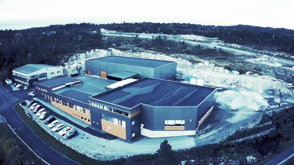 Main Production and Test center in Norway