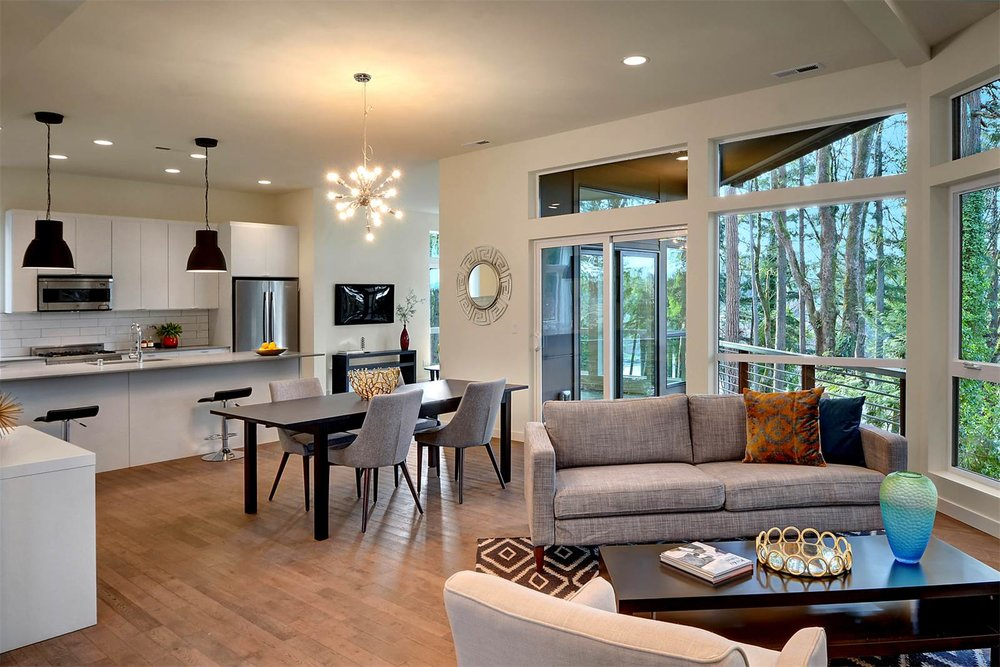 11507 Blue Heron Lane NE Bainbridge Island, Washington 98110 | $939,000
