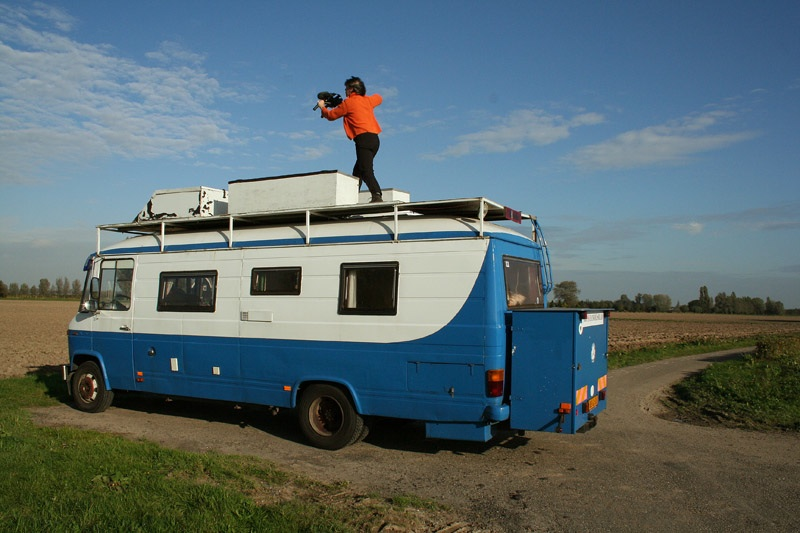 Expeditie Europa  mobile home & studio