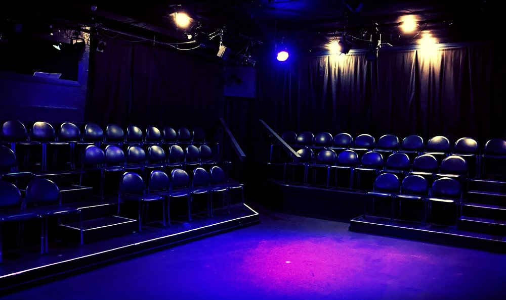 The Empty Space   Setting Theatre Free   See You Inside