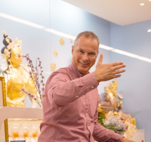 Kadam Morten Clausen, Resident Teacher at KMC-NYC, Eastern US National Spiritual Director for the New Kadampa Tradition