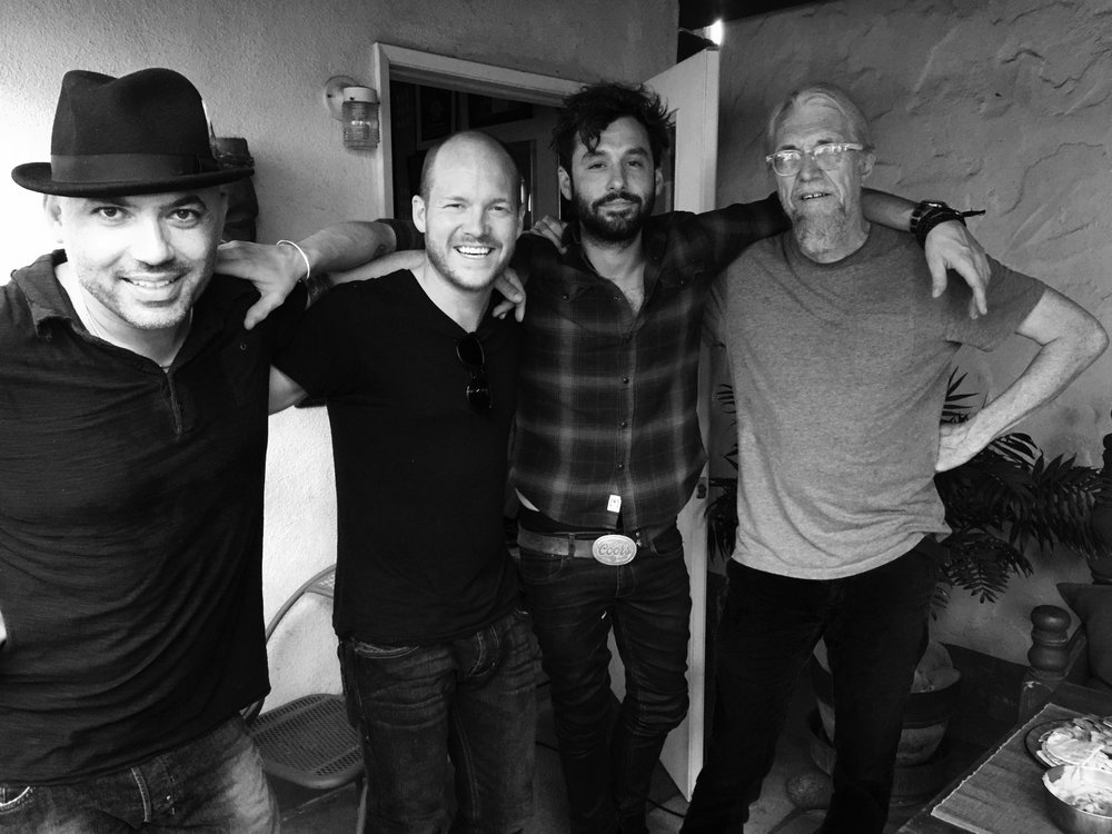 Mike, Will, Robert, Phil Jones.jpg