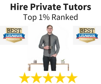 Top 1% trained and experienced private tutors.