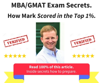 MBA Admissions Secrets. Revealed.  Read the entire article below.
