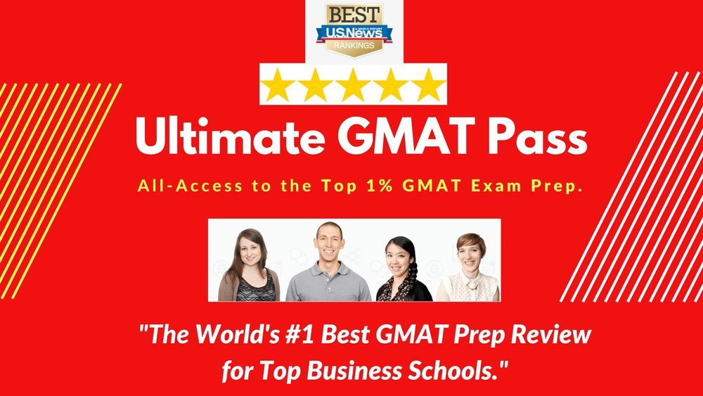 """The Best GMAT Prep"""
