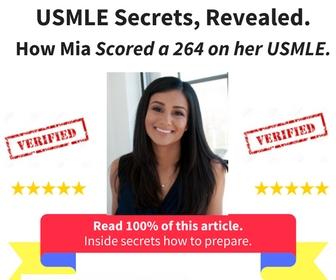 "Why were we ranked the ""Best USMLE Prep"" 3 years in a row?    Read the entire article about the USMLE to find out."