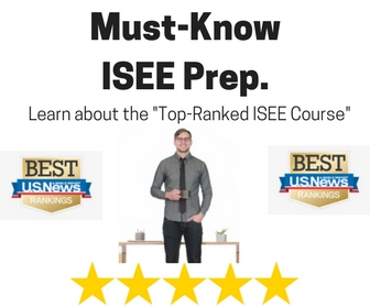 ISEE Test Preparation.   Made simple... read the entire story below.