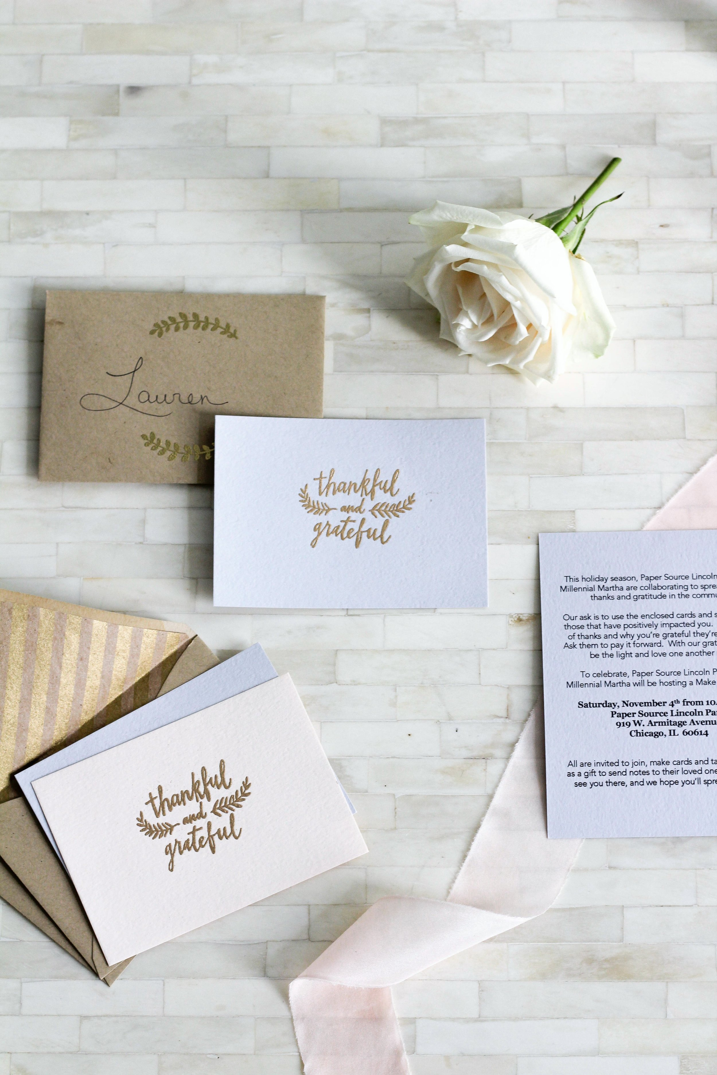 Create Embossed Cards in Less Than an Hour   Girl Meets Party