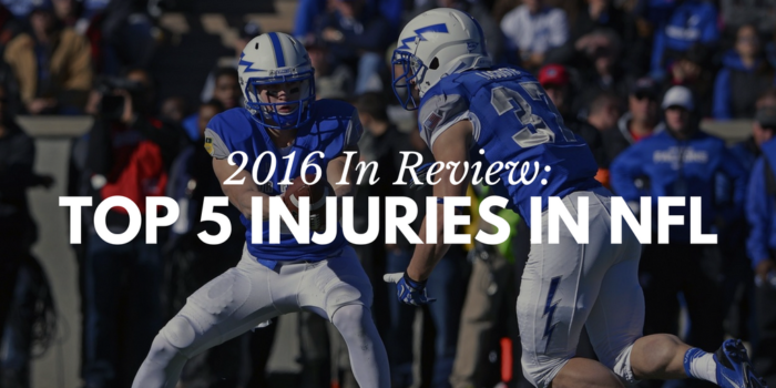 worst nfl injuries, nfl injury