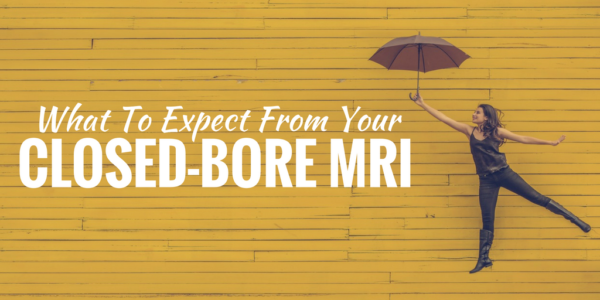 what is a closed bore mri