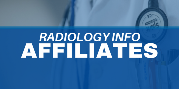 radiology info affiliates, medical imaging