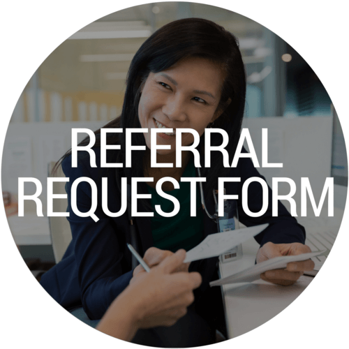 referring physician referral request form