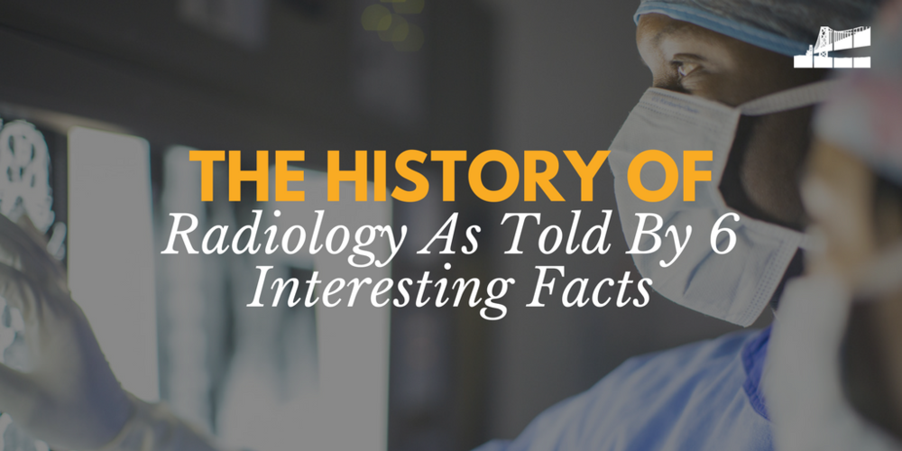 history of radiology, bay imaging consultants, the first x-ray