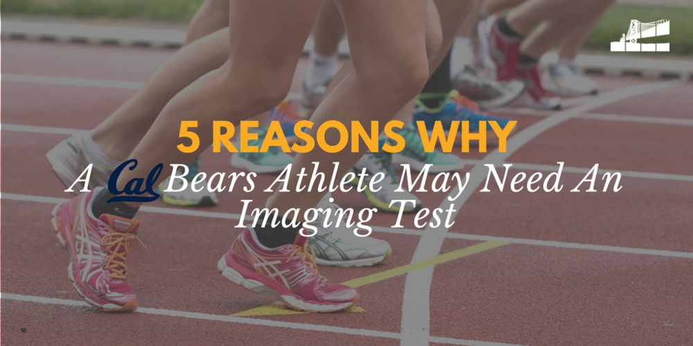CalBears, CalAthletics, Imaging tests sports medicine