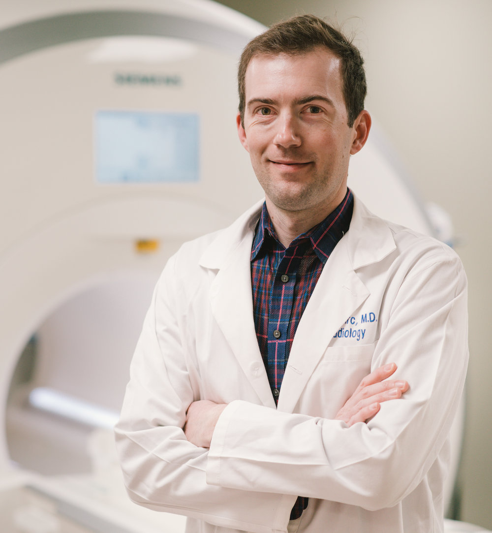 Evan Sirc nuclear medicine radiology at bay imaging consultants