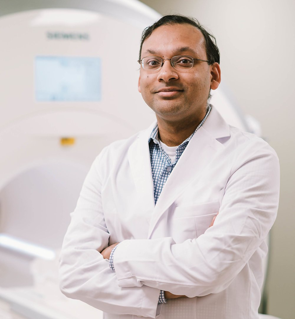 dr raman, Interventional radiology, bay imaging consultants