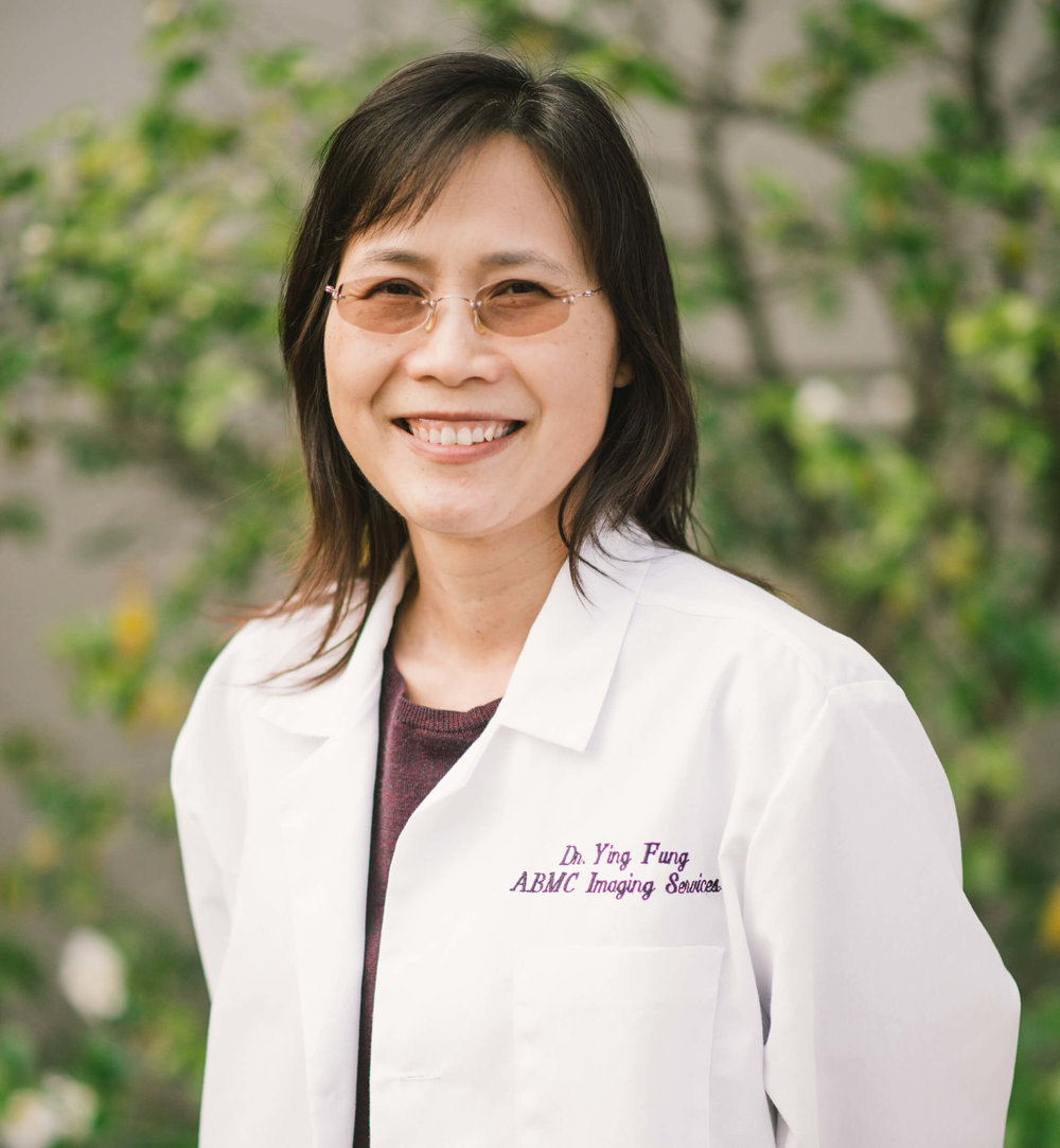 Ying Fung, womens imaging, body imaging radiology