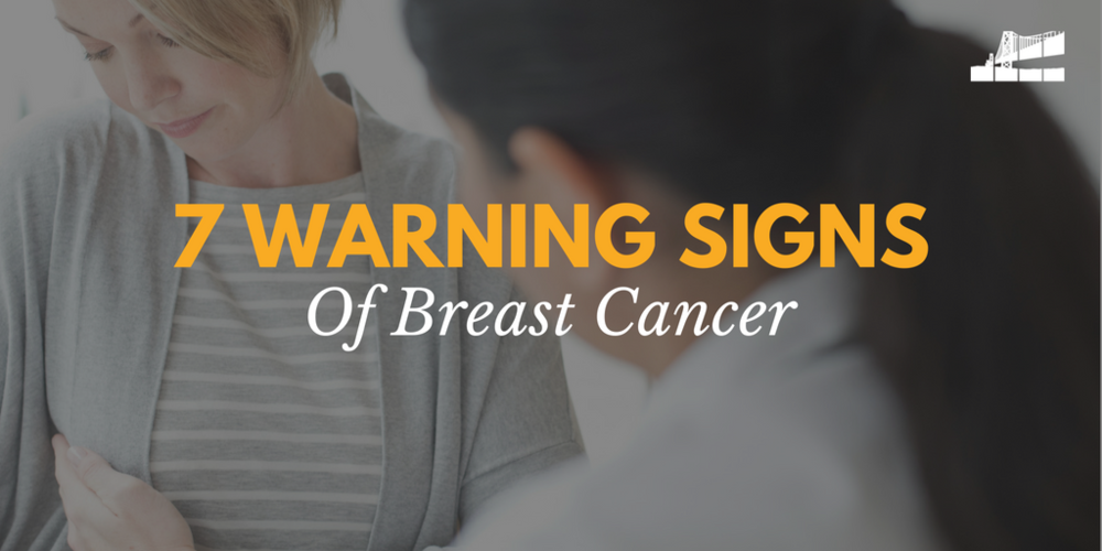 warning signs of breast cancer, signs of breast cancer, breast cancer signs