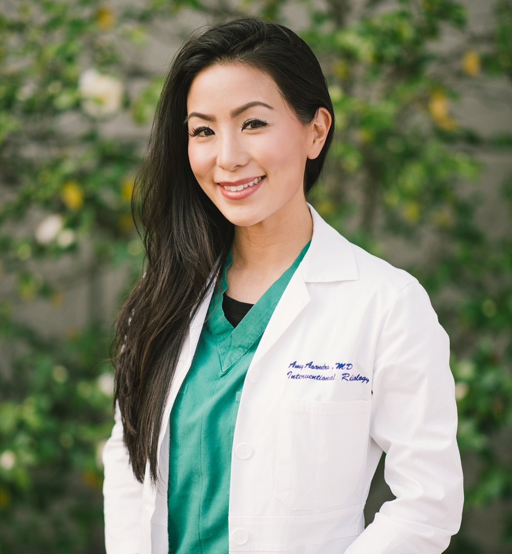 amy asandra, Interventional radiology, bay imaging consultants