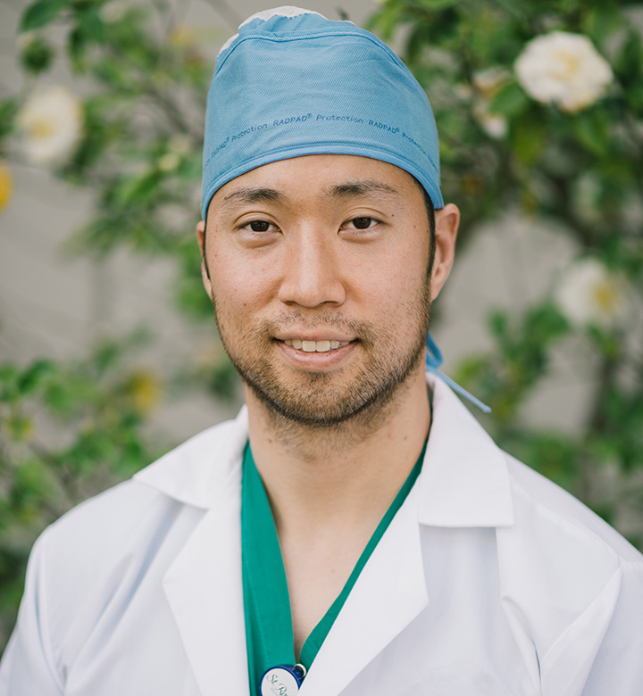 Hans Han, physician assistant