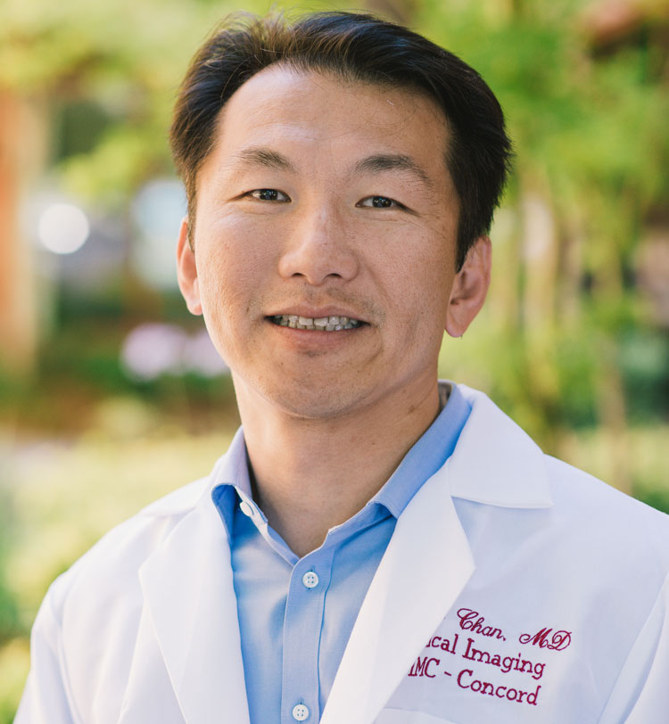 ronald chan, musculoskeletal radiology at bay imaging consultants