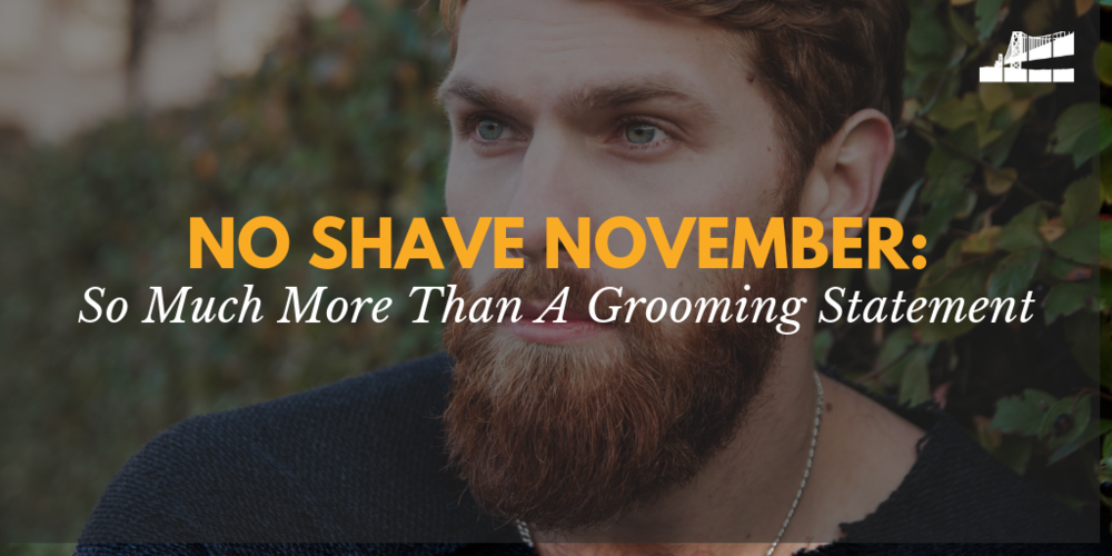 no shave november, what's no shave november about