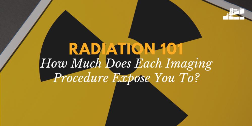 radiation exposure, xray radiation, mri radiation, CT radiation, mammogram radiation