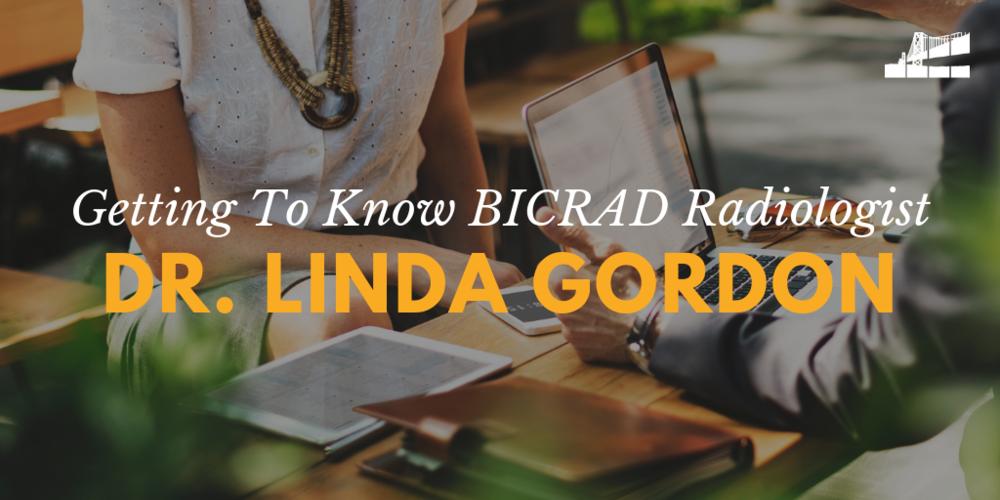 radiologist in san francisco, san francisco radiologist, Dr. Linda Gordon, Linda Gordon MD