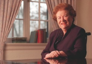 Blanche M. Touhill, Ph.D