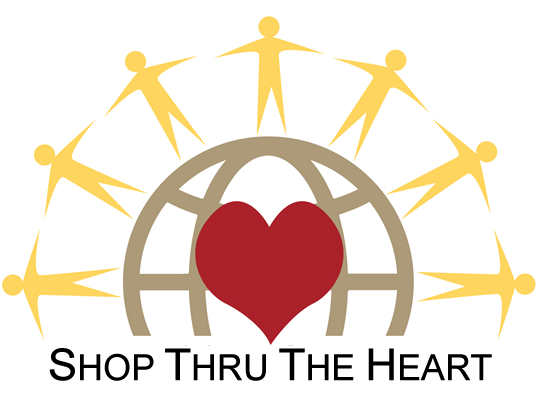 Visit www.ShopThruTheHeart.com
