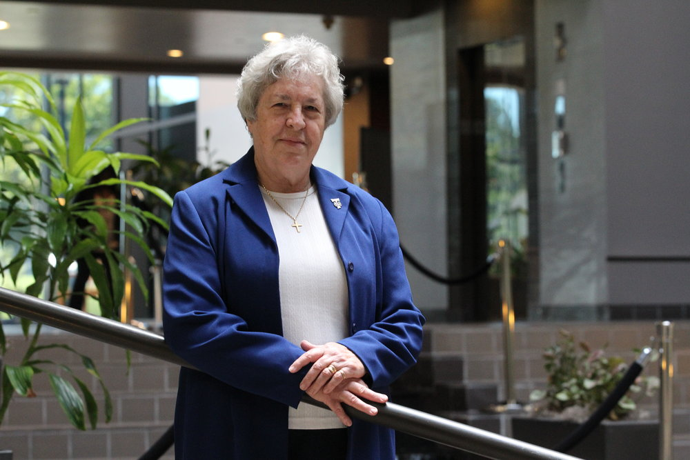 Sr. Judith Ann Bell, FSM is our featured Ageless- Remarkable St. Louisan of the day!