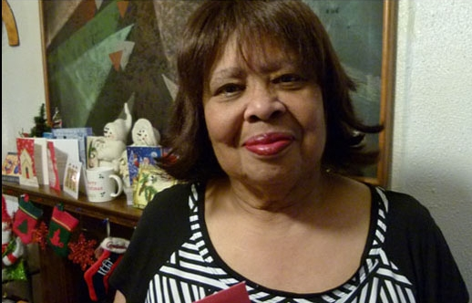 Meet Vangie - During the 2016 Adopt-A-Senior program the kindness of our donors brought hope to people like Vangie Armstrong and reminded her of the goodness within people. Vangie was previously turned down by every agency that she approached for help… until she was connected to St. Andrew's.