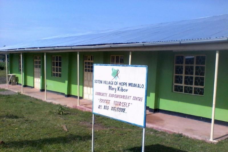 Mary Kibor Empowerment Center