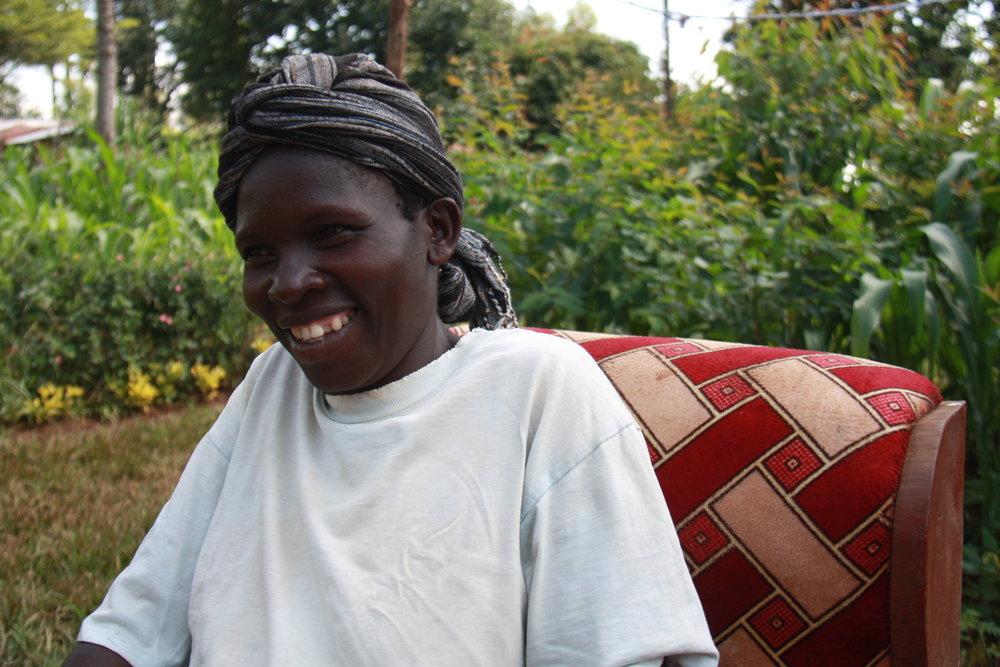 Agnes Ngome, Mbakalo A Support Group, Mbakalo 1.JPG