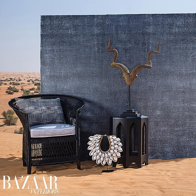 """<span style=""""font-family:Helvetica;letter-spacing:2px;font-size:10px;color:rgba(28,28,28,0.8)""""><b>HARPER'S BAZAAR INTERIORS</b></span><br><i>january 2016</i>"""