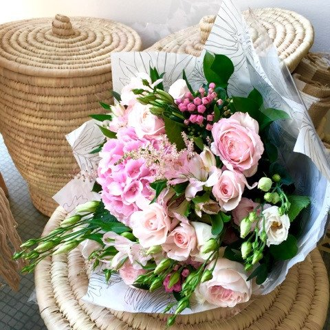 """<span style=""""font-family:Helvetica;letter-spacing:2px;font-size:10px;color:rgba(28,28,28,0.8)""""><b>BLISS FLOWER BOUTIQUE</b></span><br><i>september 2016</i>"""