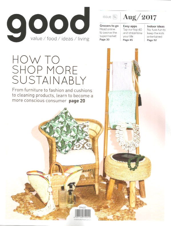 """<span style=""""font-family:Helvetica;letter-spacing:2px;font-size:10px;color:rgba(28,28,28,0.8)""""><b>GOOD MAGAZINE COVER</b></span><br><i>august 2017</i>"""