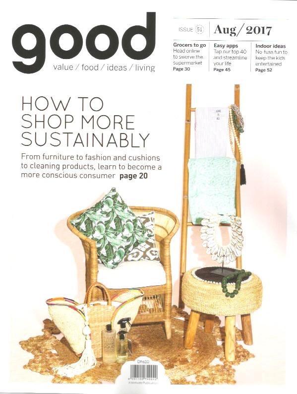 Good Magazine - August 2017