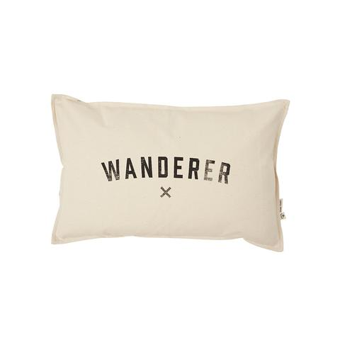 """<span style=""""font-family:Helvetica;letter-spacing:2px;font-size:10px;color:rgba(28,28,28,0.8);text-transform:uppercase;""""><b>WANDERER CUSHION [PONYRIDER]</b></span>"""