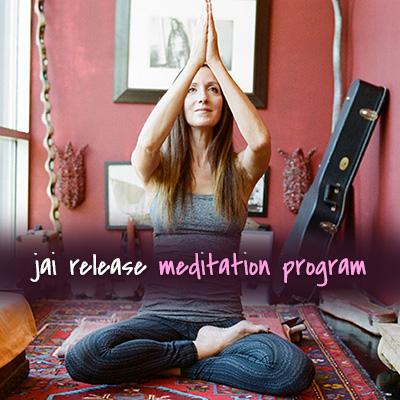 JAI RELEASE MEDITATION $9.99