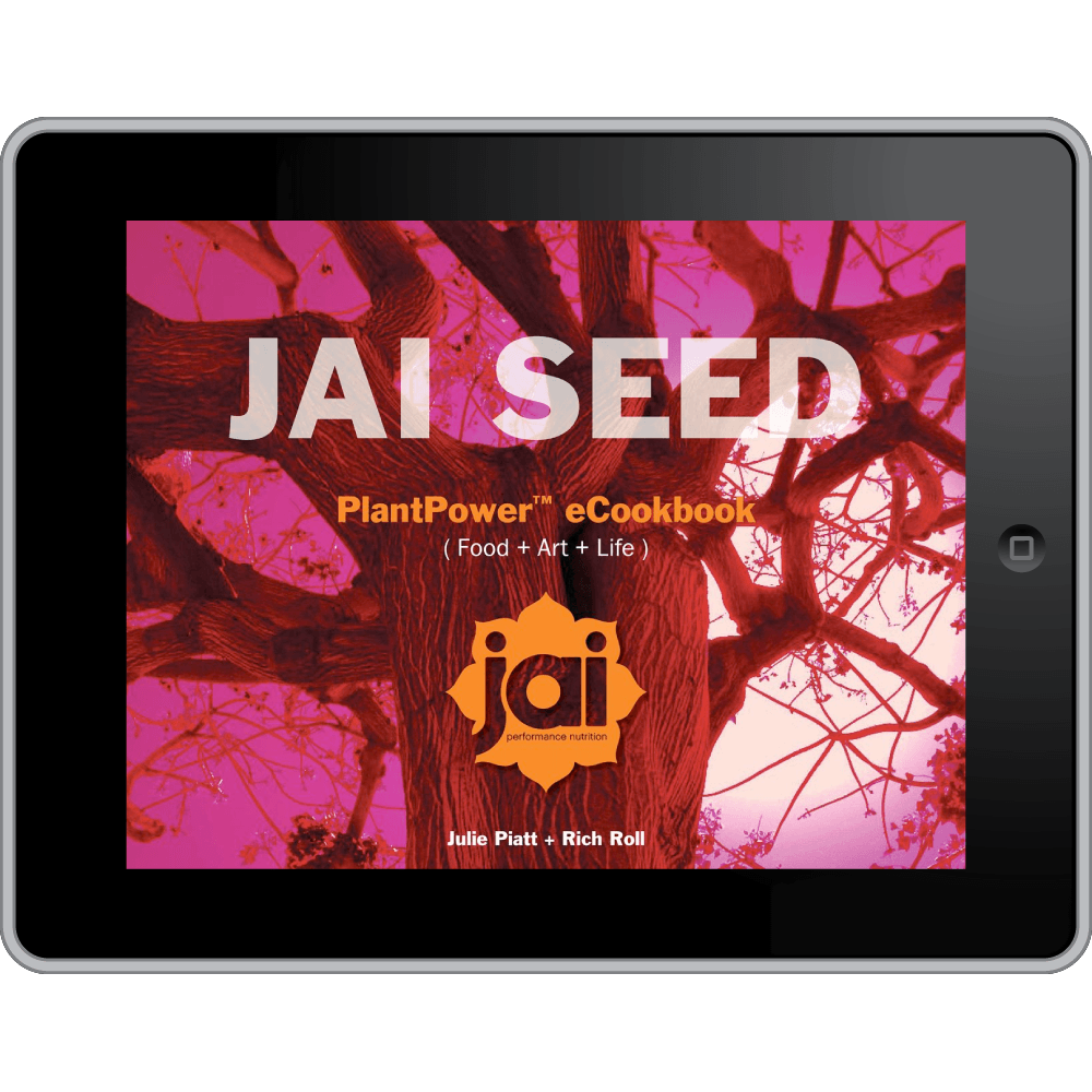 Jai Seed eCookbook  $9.99  By Julie Piatt, Rich Roll
